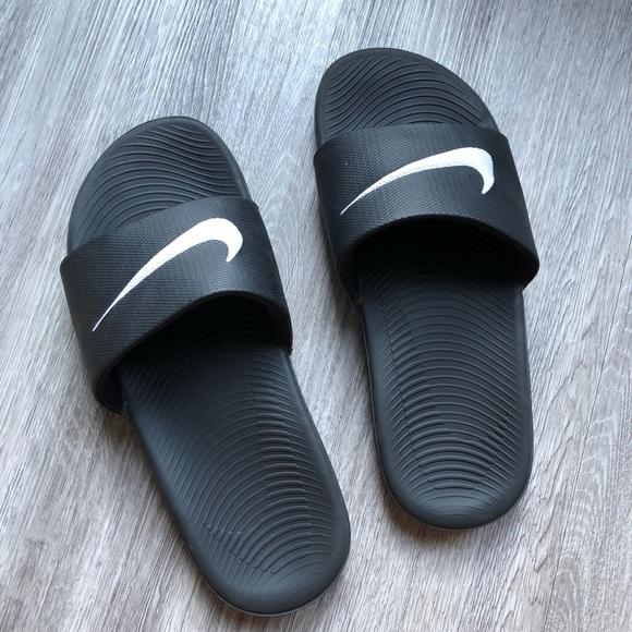 Nike Shoes | Nike Slides Size 6 Youth